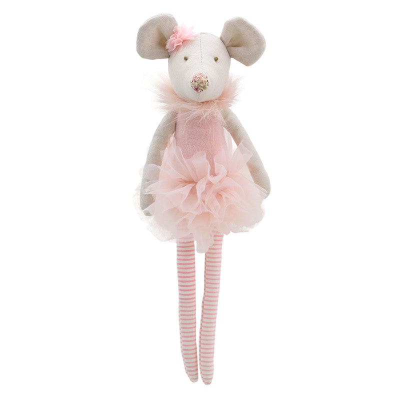 Mouse Dancer - Pink - Wilberry Gift - Front