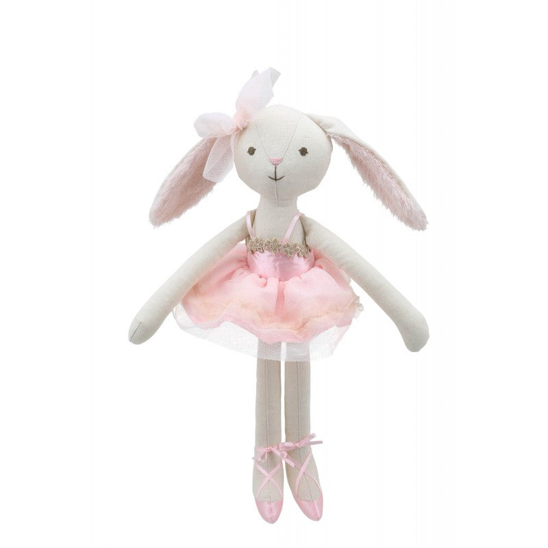 Rabbit Dancer - Furry Ears - Wilberry Gift - Front