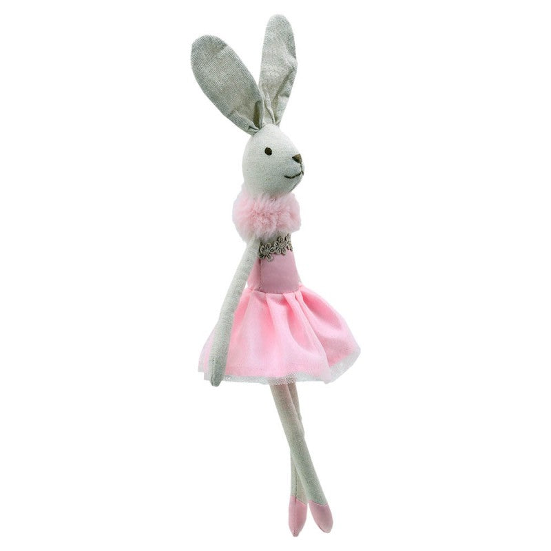 Rabbit Dancer - Pink - Wilberry Gift - Side