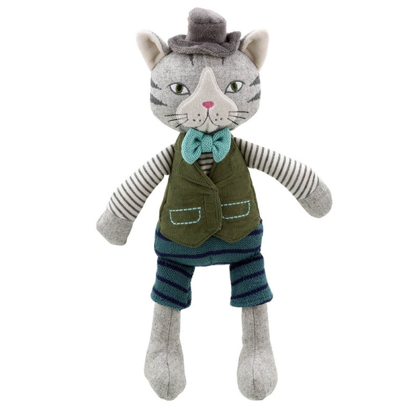 Cat Boy - Wilberry Gift - Front