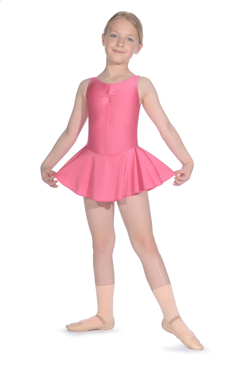 Roch Valley Sleevless Leotard with attached skirt