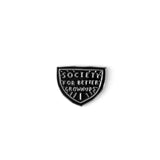 Society for Better Grownups Enamel Pin