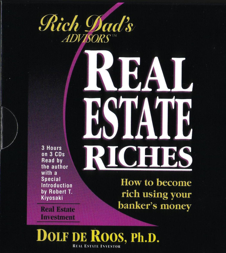 Real Estate Riches (3-CD Set)