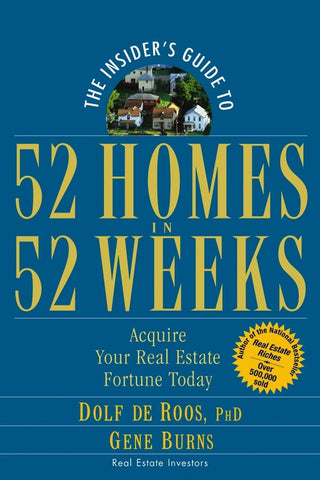 52 Homes in 52 Weeks