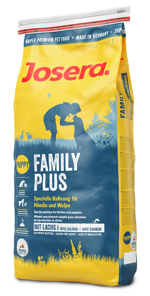 Josera Family Plus Puppy and Adult Dog Food