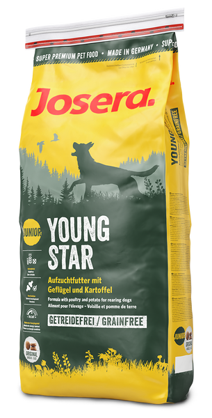 Josera YoungStar Grain Free Puppy Food