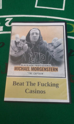 Beat the Fucking Casinos DVD