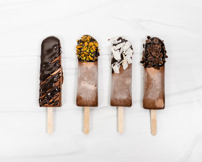 keto fudgesicle recipe