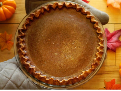 cooking with naomi: paleo pumpkin pie