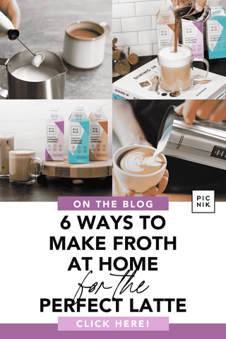 4 ways to make froth at home perfect latte