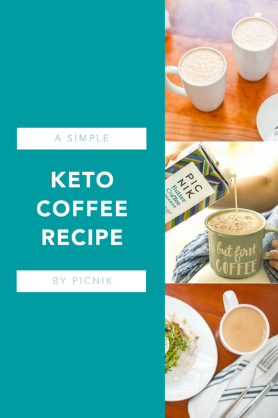 Picnik Keto Coffee Recipe