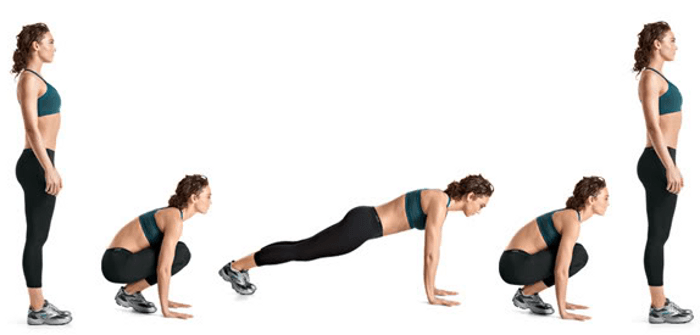 I Did 30 Burpees For 15 Days and Here's What Happened - Landice ...