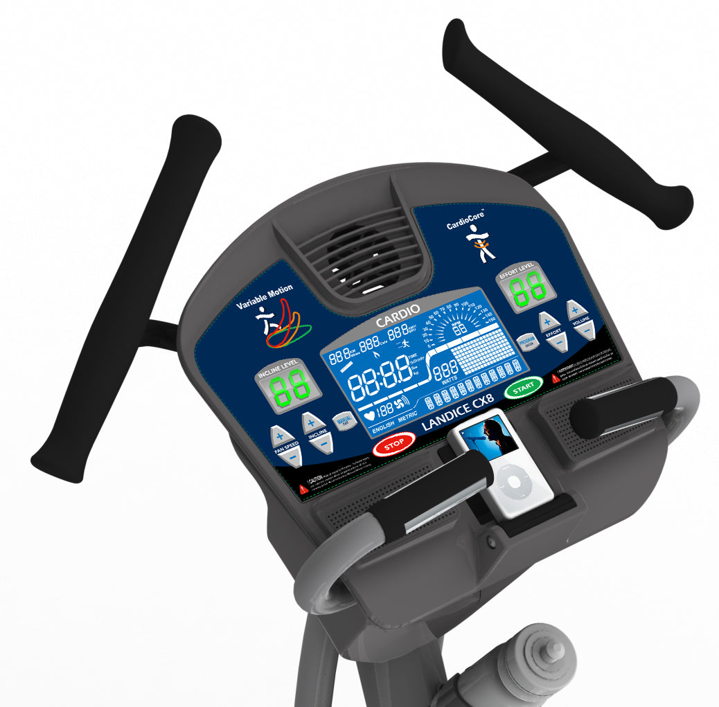 CX8 Elliptical Cross Trainer - CLEARANCE