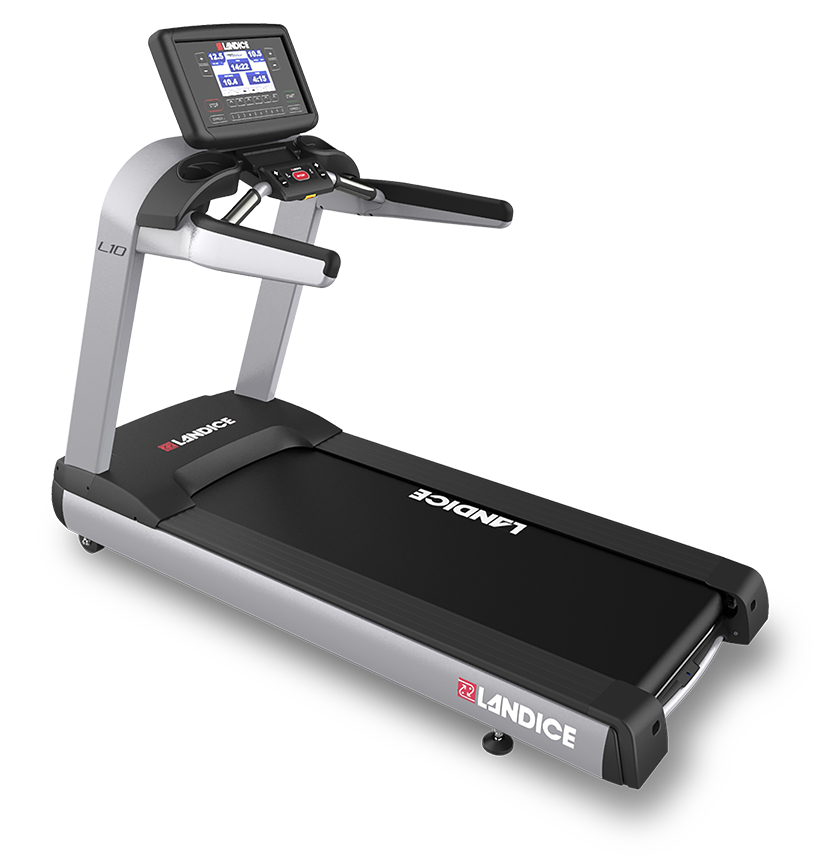 L10 Club Treadmill - Landice Achieve