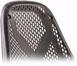 ventilated mesh seat