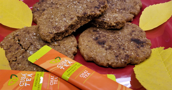 Recipe: Cusa Tea Chewy Chai Snickerdoodles