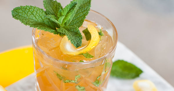 Summer Drink Recipes Using Cusa Tea
