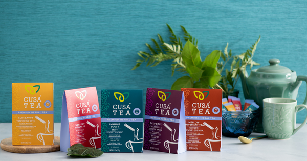 Cusa Tea Announces Key Hire, New Herbal Tea Line and Nationwide Launch with Vitamin Shoppe