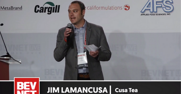 Cusa Tea Founder Comes in Second at BevNET Live Summer 2018