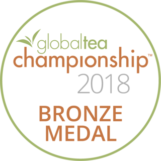 global tea championship 2018 Bronze medal