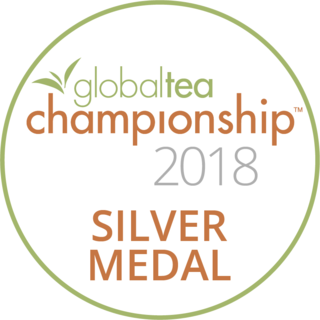 global tea championship 2018, silver medal