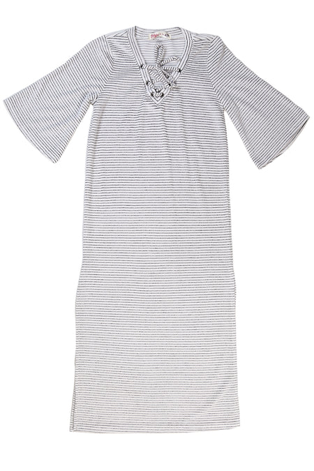 Shirttail Dress