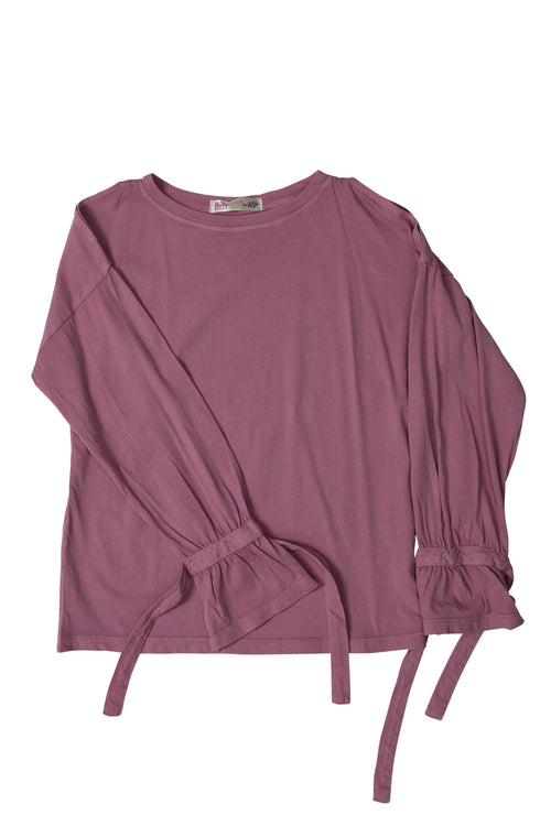 L/s Flair Sleeve Top