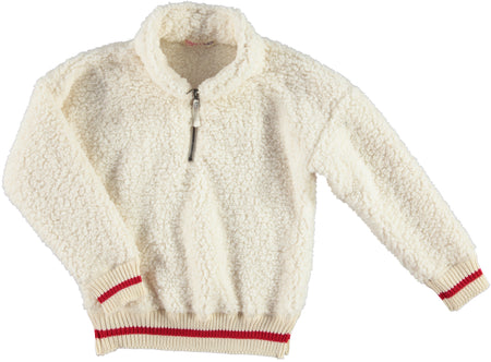 Mock Chenille Sweater