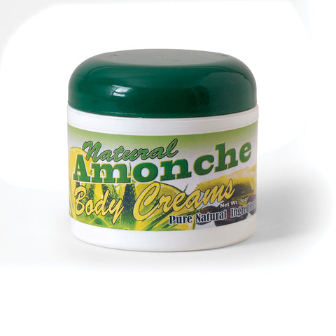 Amonche Shea Butter Cream: 4 oz