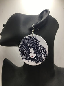 Ms. Socially Conscious Earrings