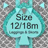 RTS- Size 12/18m Leggings and Skorts