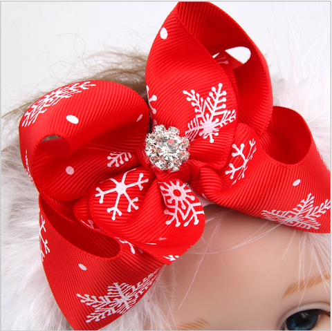 Chritsmas Headband- RTS