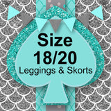 RTS- Size 18/20 Leggings and Skorts