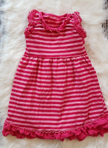 GU #28 - Size 8 - Pink dress