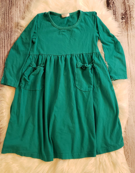 Size 12 - Teal pocket dress GU #49