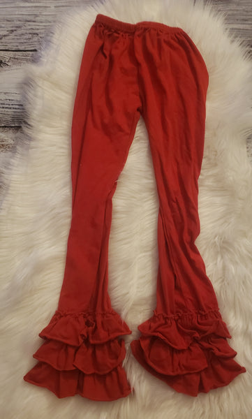 Size 14/16 - Red pants GU #196