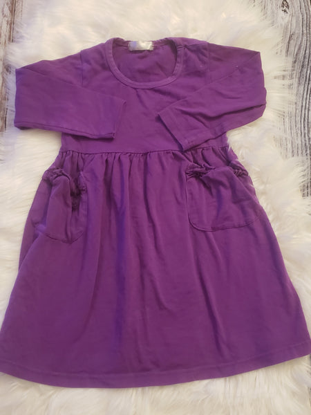 Size 9 - Purple dress GU #231