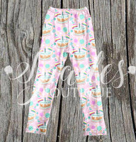RTS- Size 2T Leggings and Skorts