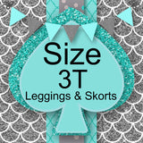 RTS- Size 3T Leggings and Skorts