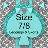RTS- Size 7/8 Leggings and Skorts