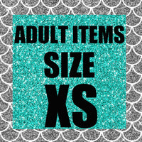 RTS- Adult Size XS Ready to Ship