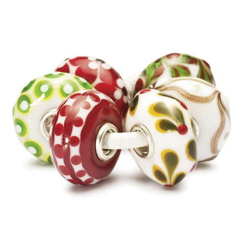 Sweet Christmas - Trollbeads Glass Beads - Centerville C&J Connection, Inc.