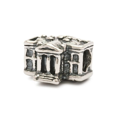 The White House- Trollbeads Silver Bead - Centerville C&J Connection, Inc.