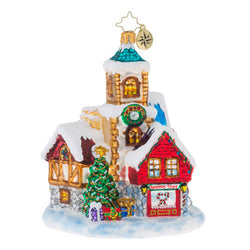St. Nicholas Lane Ornament - Centerville C&J Connection, Inc.