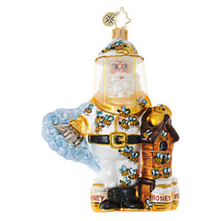 Bee Calm, Santa! Ornament - Centerville C&J Connection, Inc.
