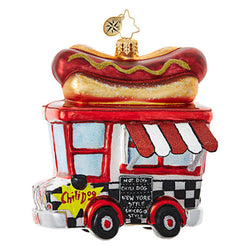 Hot Diggity Dog! Ornament - Centerville C&J Connection, Inc.
