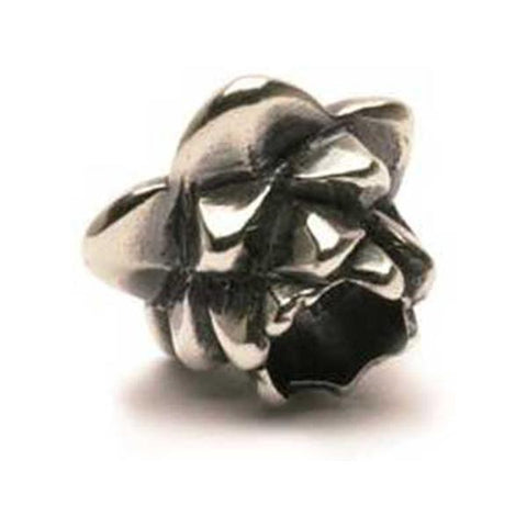 Lotus - Trollbeads Silver Bead - Centerville C&J Connection, Inc.