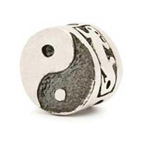 Ying Yang - Trollbeads Silver Bead - Centerville C&J Connection, Inc.