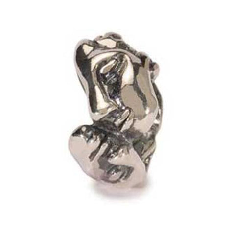 Kiss - Trollbeads Silver Bead - Centerville C&J Connection, Inc.