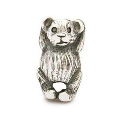 Hugging Bear - Trollbeads Silver Bead - Centerville C&J Connection, Inc.